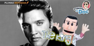 Plumas Invitadas El Doc The King! Elvis Presley El Tecolote Diario